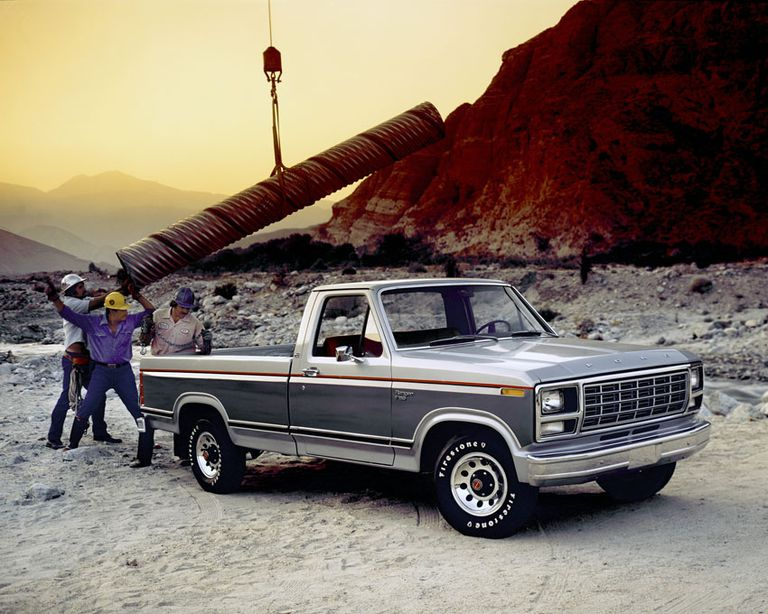 Ford Bronco Film 2002 1996
