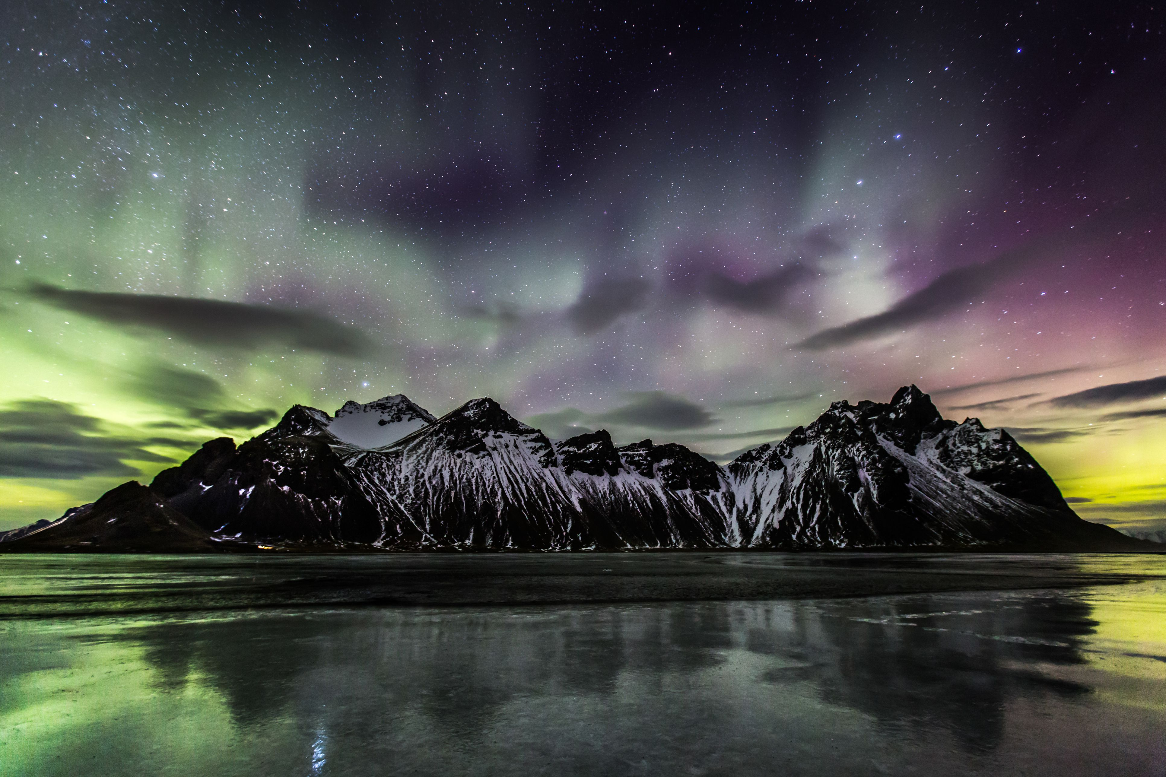 Last Nights Northern Lights