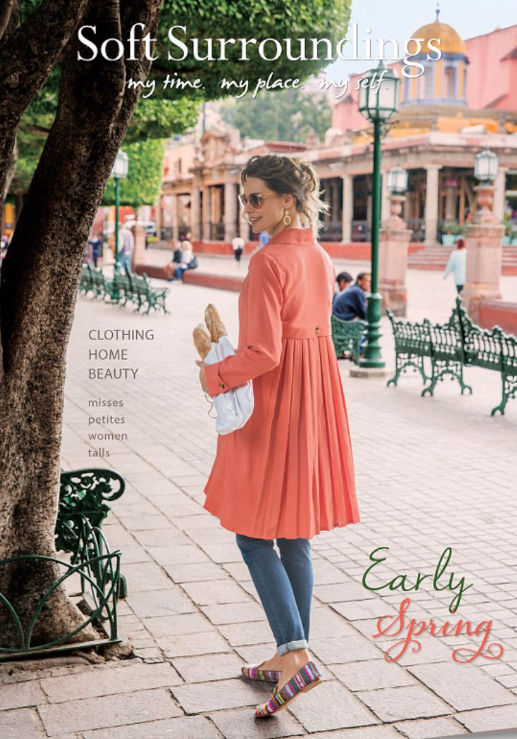Soft Surroundings Catalog