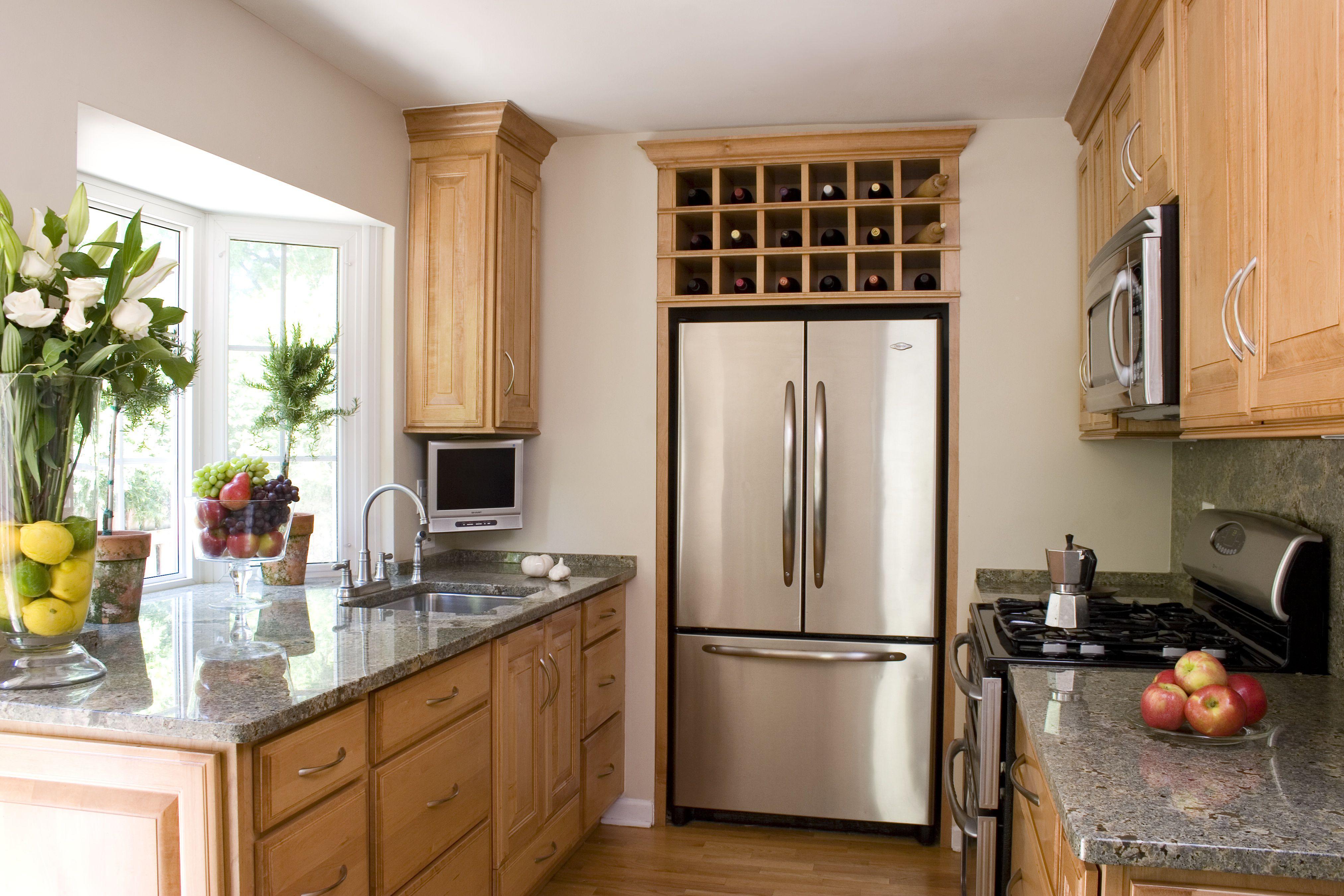 Small Kitchen Design Small House
