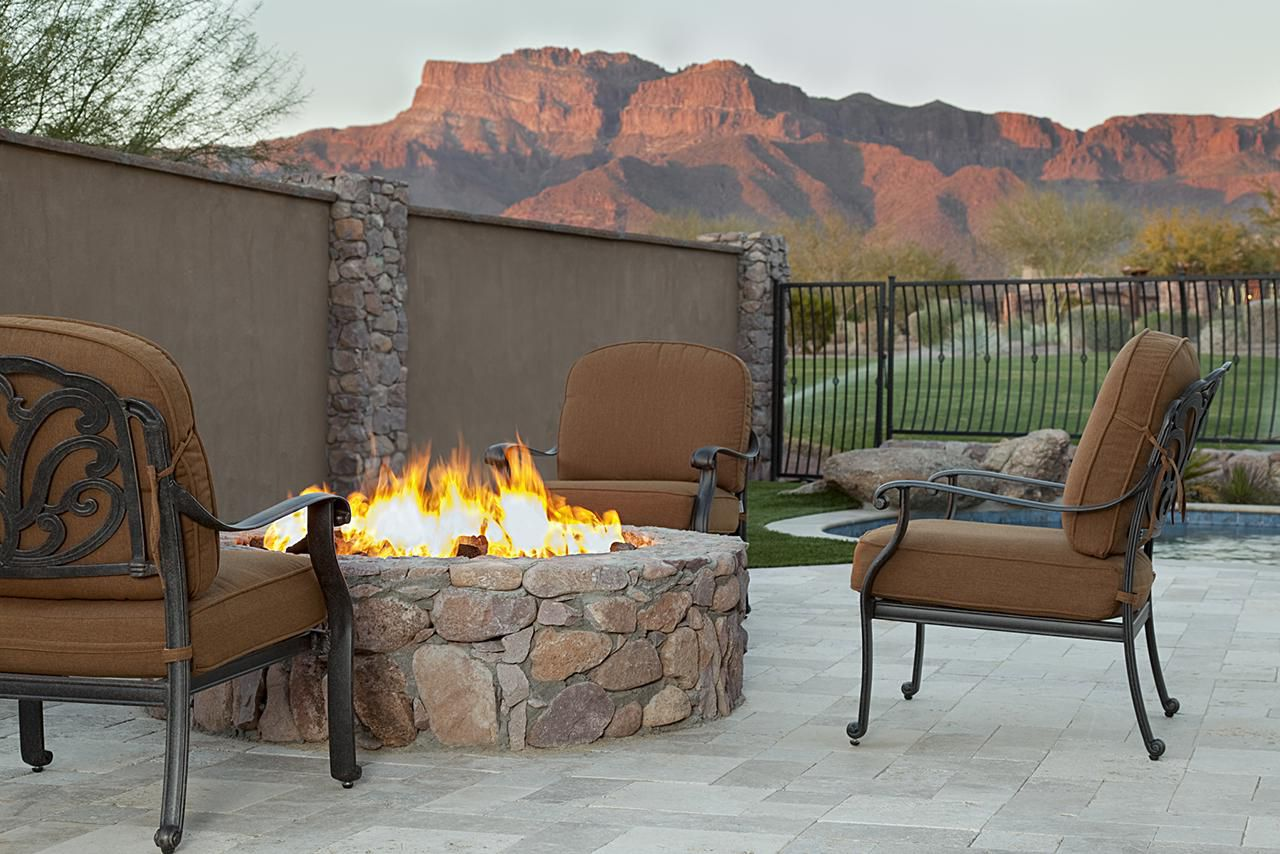 Tips To Use Your Fire Pit With Safety In Mind
