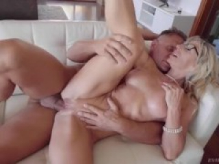 Mature 50 year old hot mom --- Marina Beaulieu (French MILF) --- Lisa Ann