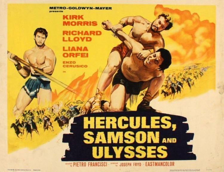 hercules vs samson