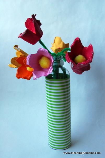 Flower Crafts Pot Mini