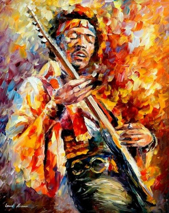 Red House Jimi Hendrix