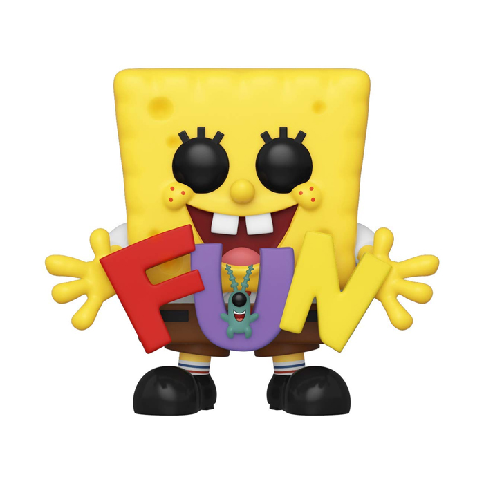 Spongebob Actionfigures