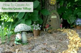 Gnome village feature
