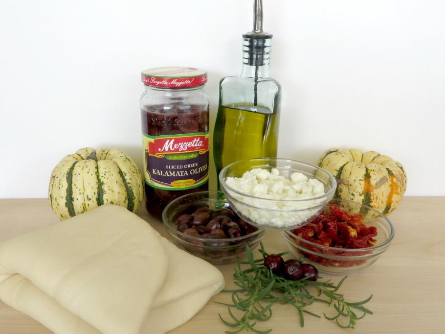 Olive Loaf Ingredients