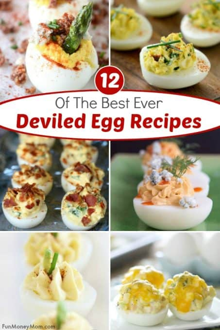 Deviled eggs Pinterest