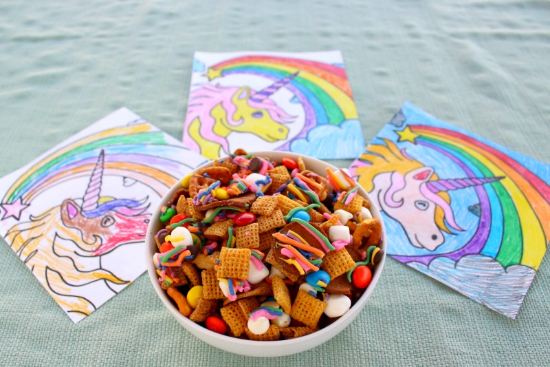Rainbow-snack-mix-coloring-pages