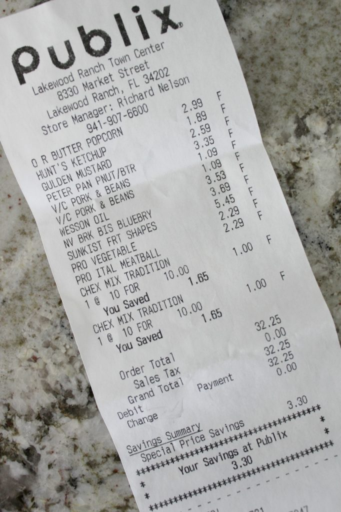 Rainbow-snack-mix-receipt