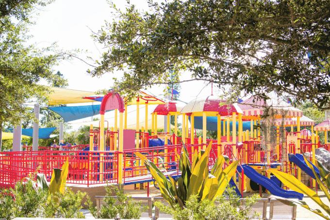 Playground in Sarasota