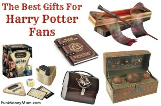 Gifts for Harry Potter fans feature