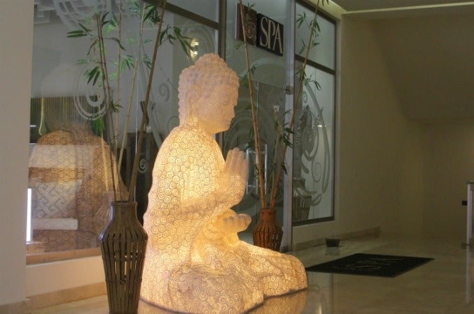 You may want to treat yourself to the spa when you vacation at Memories Splash Punta Cana