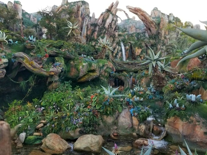 Touring colorful Pandora at the 2018 #DSMMC Day Two