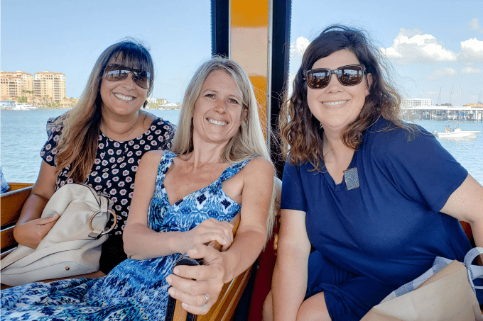Riding the Jolley Trolley