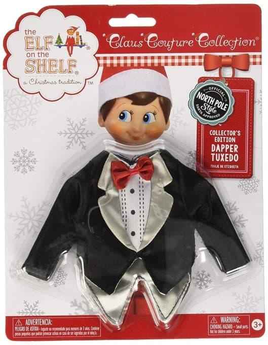 Elf On The Shelf dress up clothes