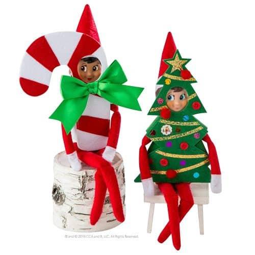 Elf On The Shelf costumes