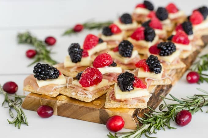 This easy party appetizer tastes as good as it looks