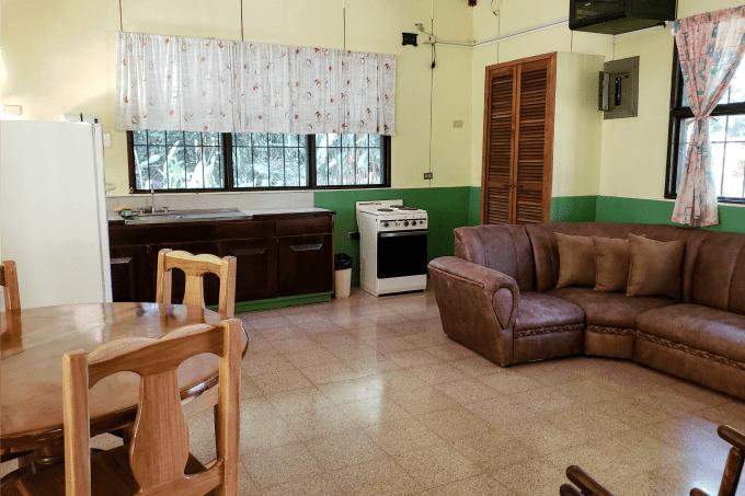 Accommodations at La Selva Biological Station