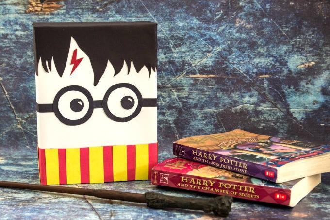 Harry Potter Valentine Box 680