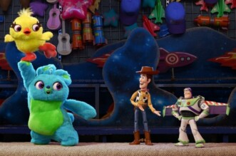 Toy Story 4 feature