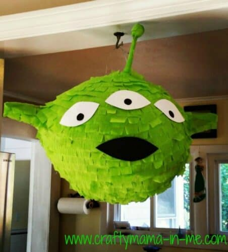 Toy Story Alien Pinata