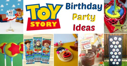 Toy Story party fb