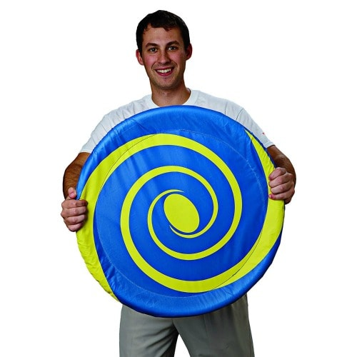 Giant flying disc