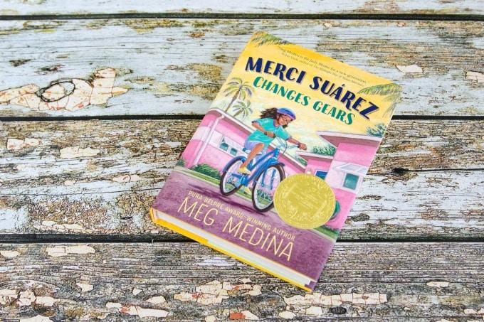 Merci Suarez Changes Gears children's book