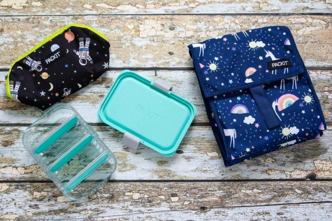 Freezable lunch box and bento box