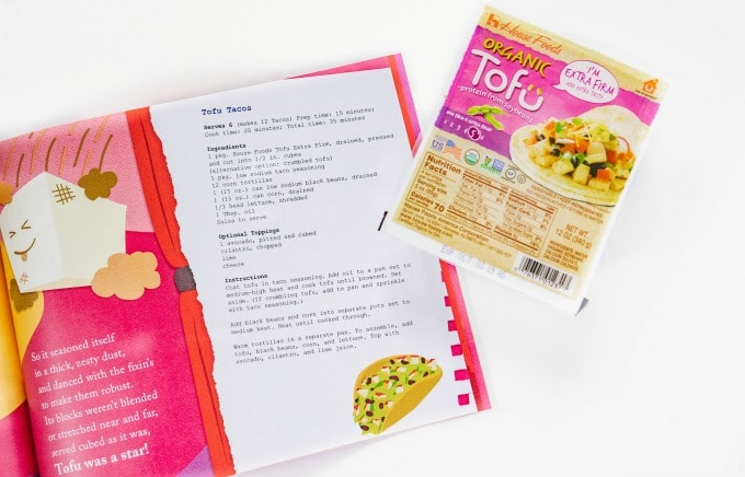 The Tales Of Tofu from House Foods