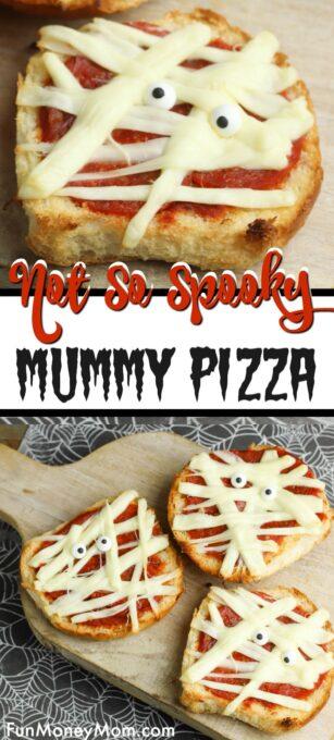 Mummy Pizza Pin 1