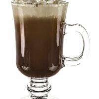 Clear Coffee Mugs (set of 6)