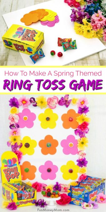 Ring Toss Game Pin 2