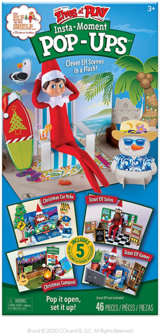 Elf On The Shelf Popup ideas