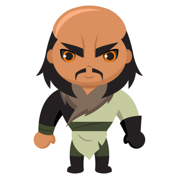 Shan Yu from Mulan