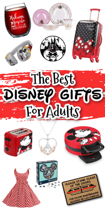 Pictures of Disney gifts for adults