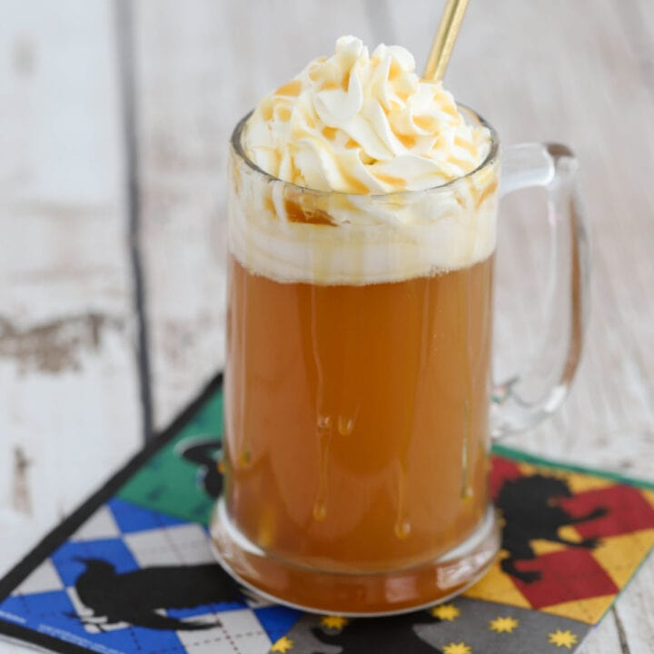 Harry Potter Butterbeer Square