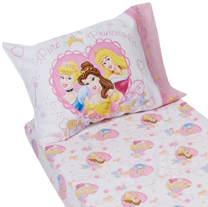Disney Princess Castle Dreams Bedding