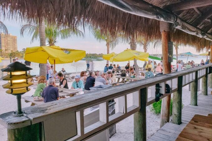 O'Leary's Tiki Bar in Sarasota