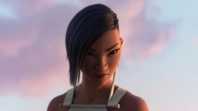 Namaari from Raya And The Last Dragon