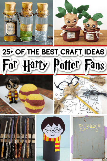 Harry Potter crafts Pin 2