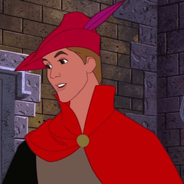 Prince Philip from Sleeping Beauty