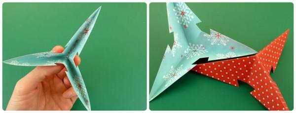 Estrela na árvore de Natal: Master Class 32