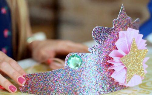 Жаңа жылға арналған қыздарға арналған түпнұсқа тәж - бұл өзіңіз - бұл өзіңіз - идеялардың 57 фотосуреті