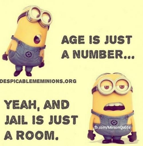 Old Jokes Age Birthday