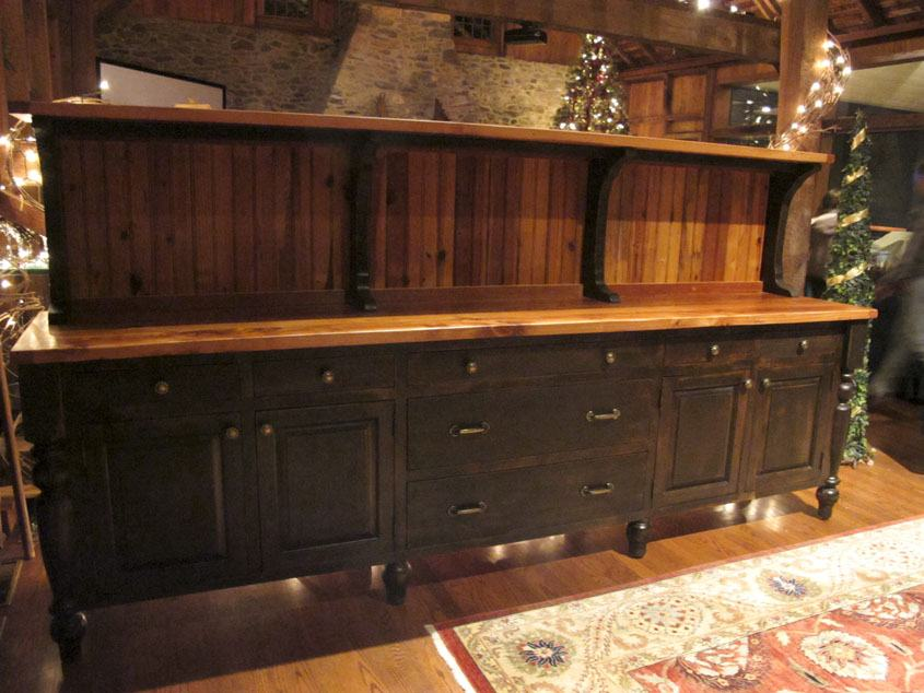 Centreville Extra Long Serving Buffet Furniture From The