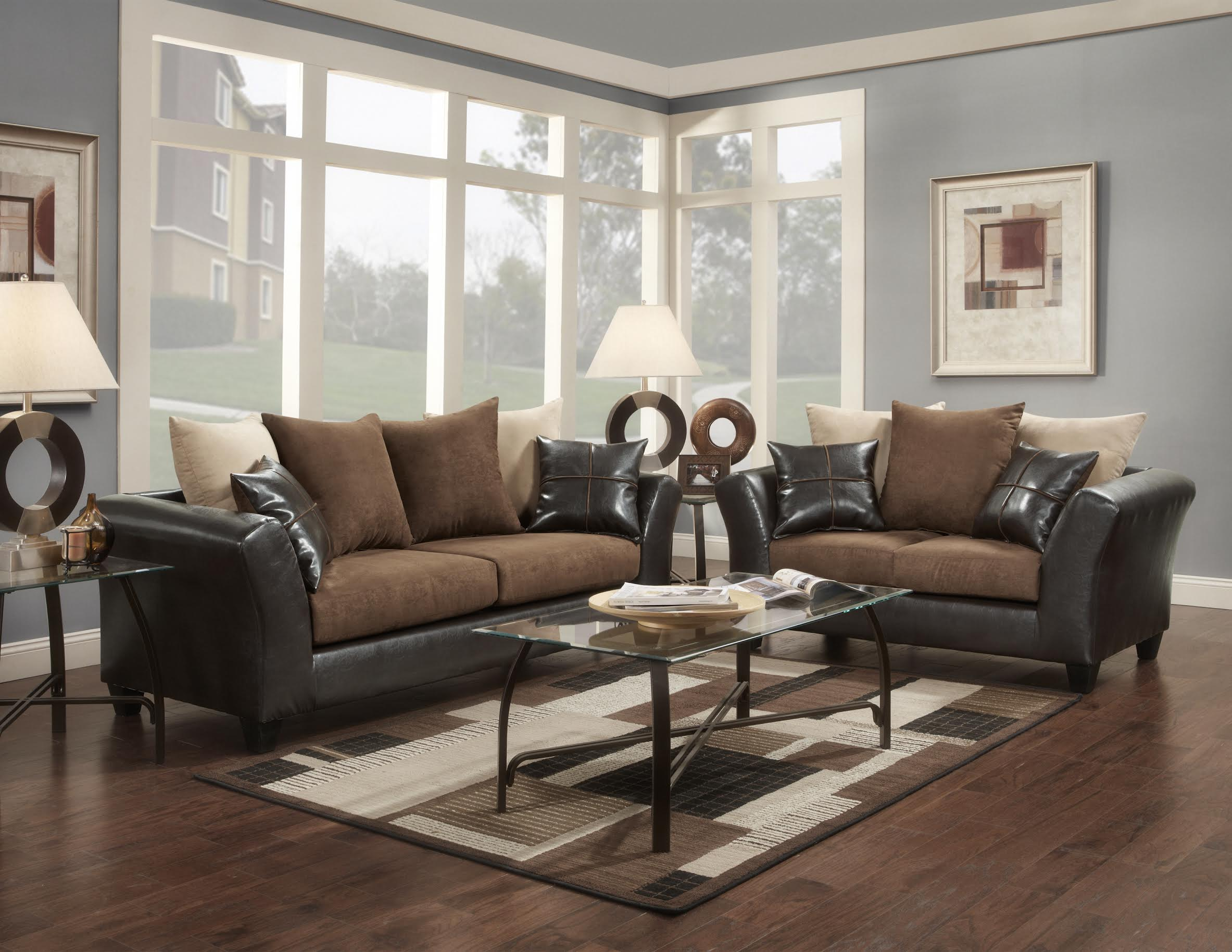 Sale Sets Sofa Cheap Loveseat And