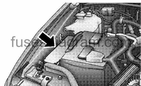 Jeep 1999 Box Cherokee Diagram Fuse